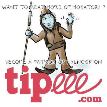 Want to read more of Mokatori ? Become a patron of Nylnook on Tipeee