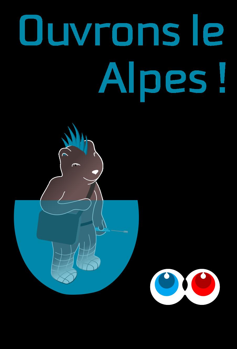 Ouvrons le Fab'Alpes !